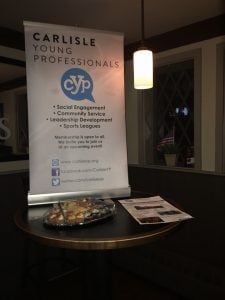 CYP Board on a table