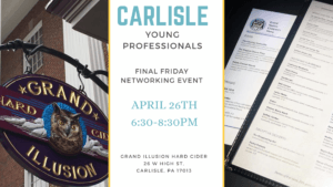 Networking Event - Grand Illusion on April