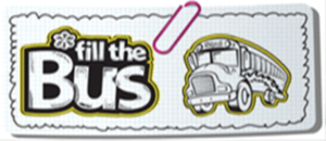 logo of the Fill The Bus