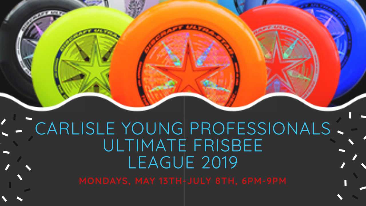 Ultimate Frisbee League 2019
