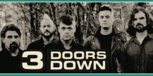 Straws & Stripes Music Festival featuring 3 Doors Down
