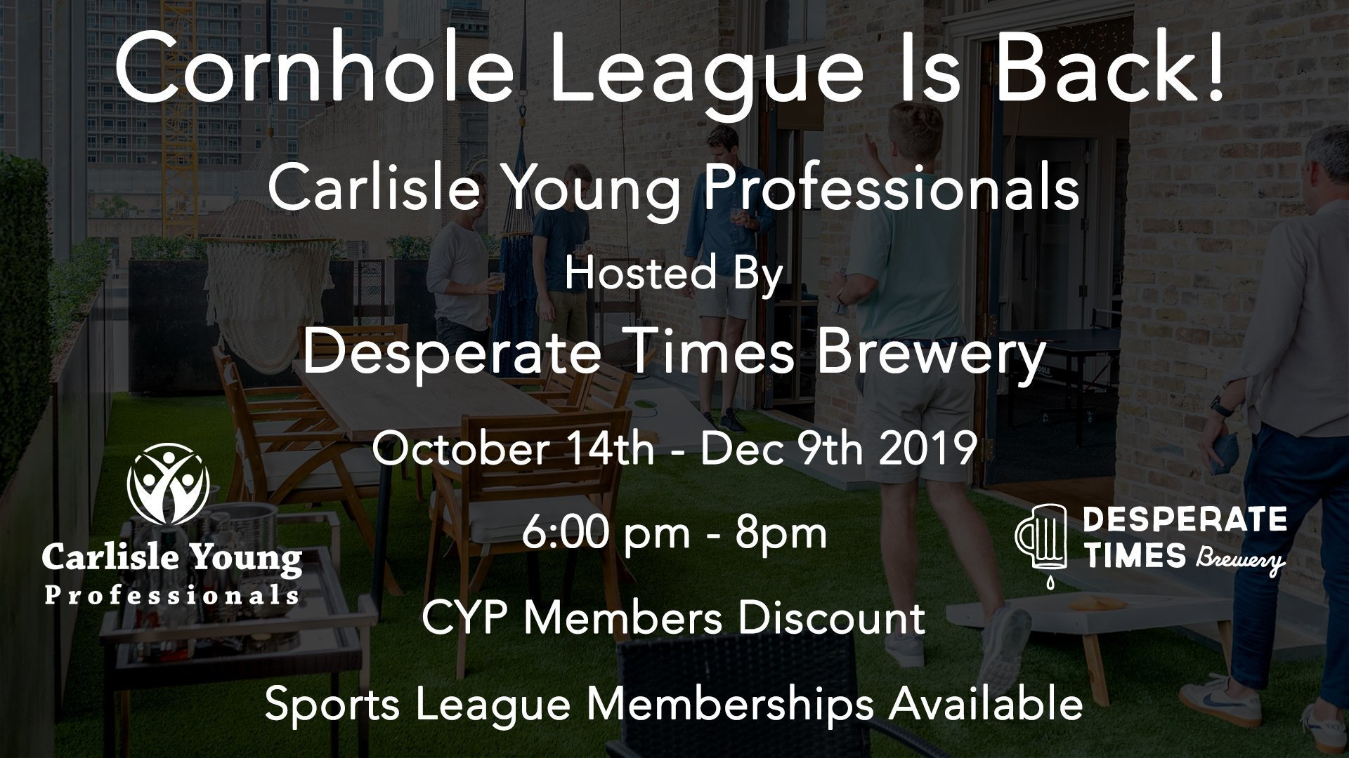 Cornhole Sports League