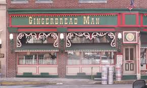 Gingerbread Man building