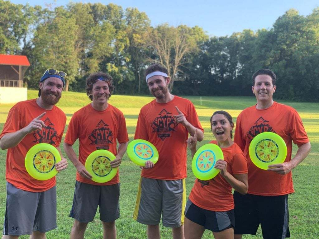 2019 Ultimate Frisbee Champs