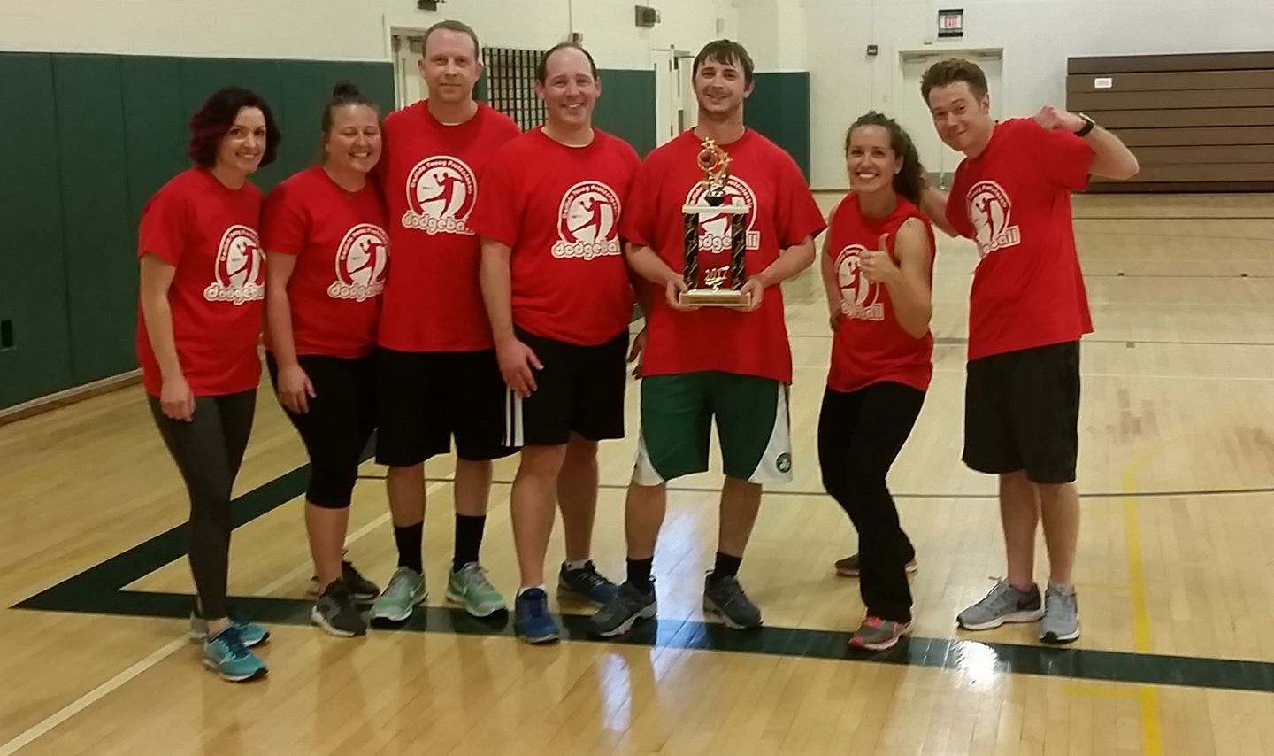 kickball sports league team