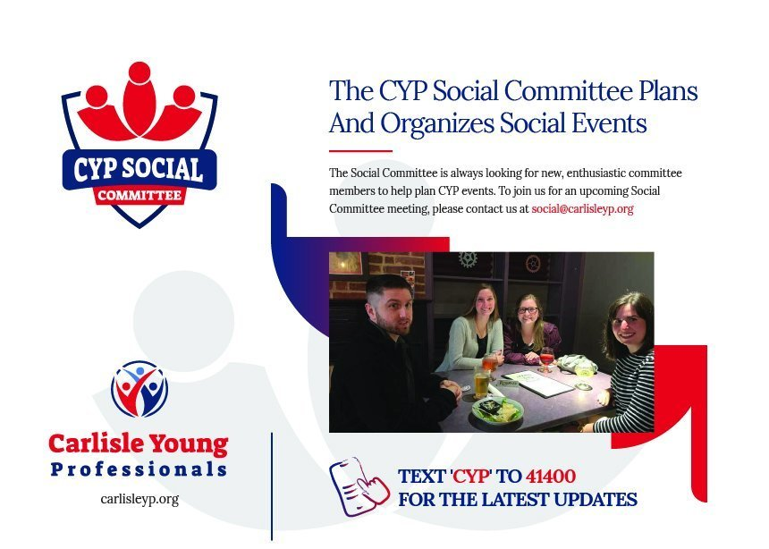 CYP Social Committee Meeting (11/19/20)