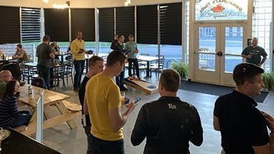 Carlisle Young Professionals Cornhole Sports League