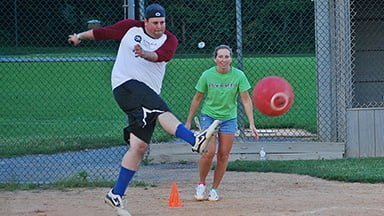 CYP kickball league