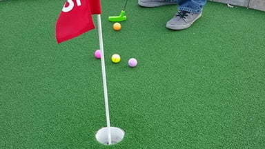 CYP Mini Golf Tournament