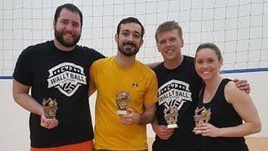 Walleyball League Winners for CYP