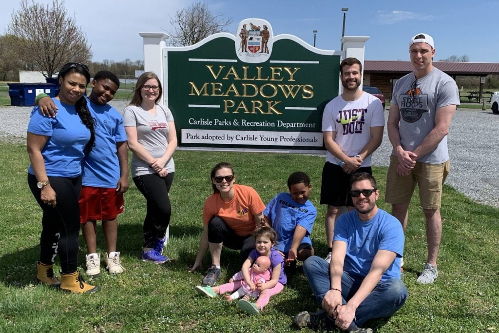 CYP Annual Park Cleanup