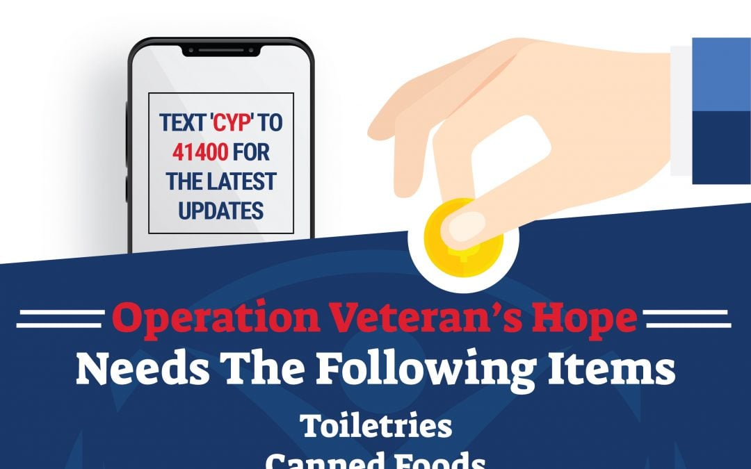 Bowl with CYP To Benefit Operation Veterans' Hope (05/15/20)
