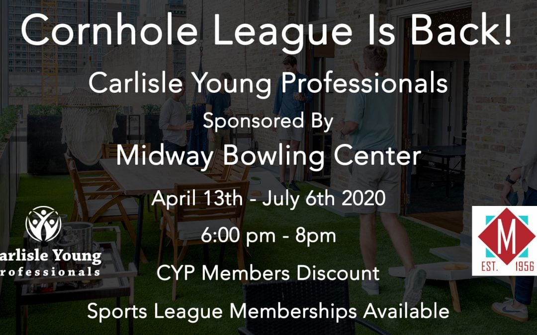 CYP Summer Cornhole League (04/13/20)