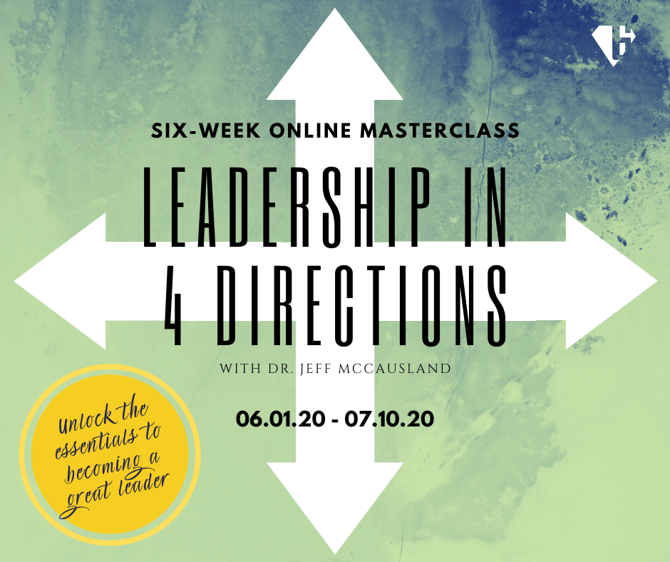 Diamond6 Presents: Leadership in 4 Directions Master Class